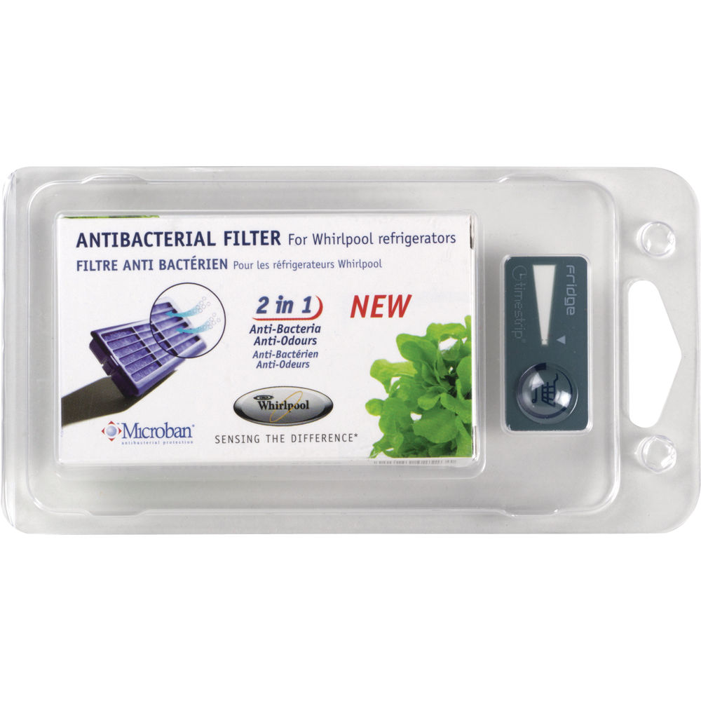 Antibacteria and antiodour filter