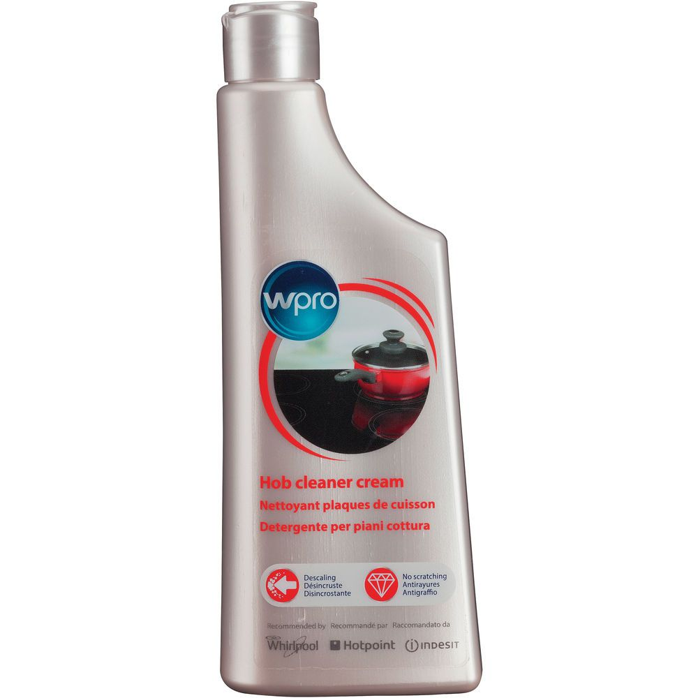 Ceramic & Induction Hob Cleaner 250ml (Cream)