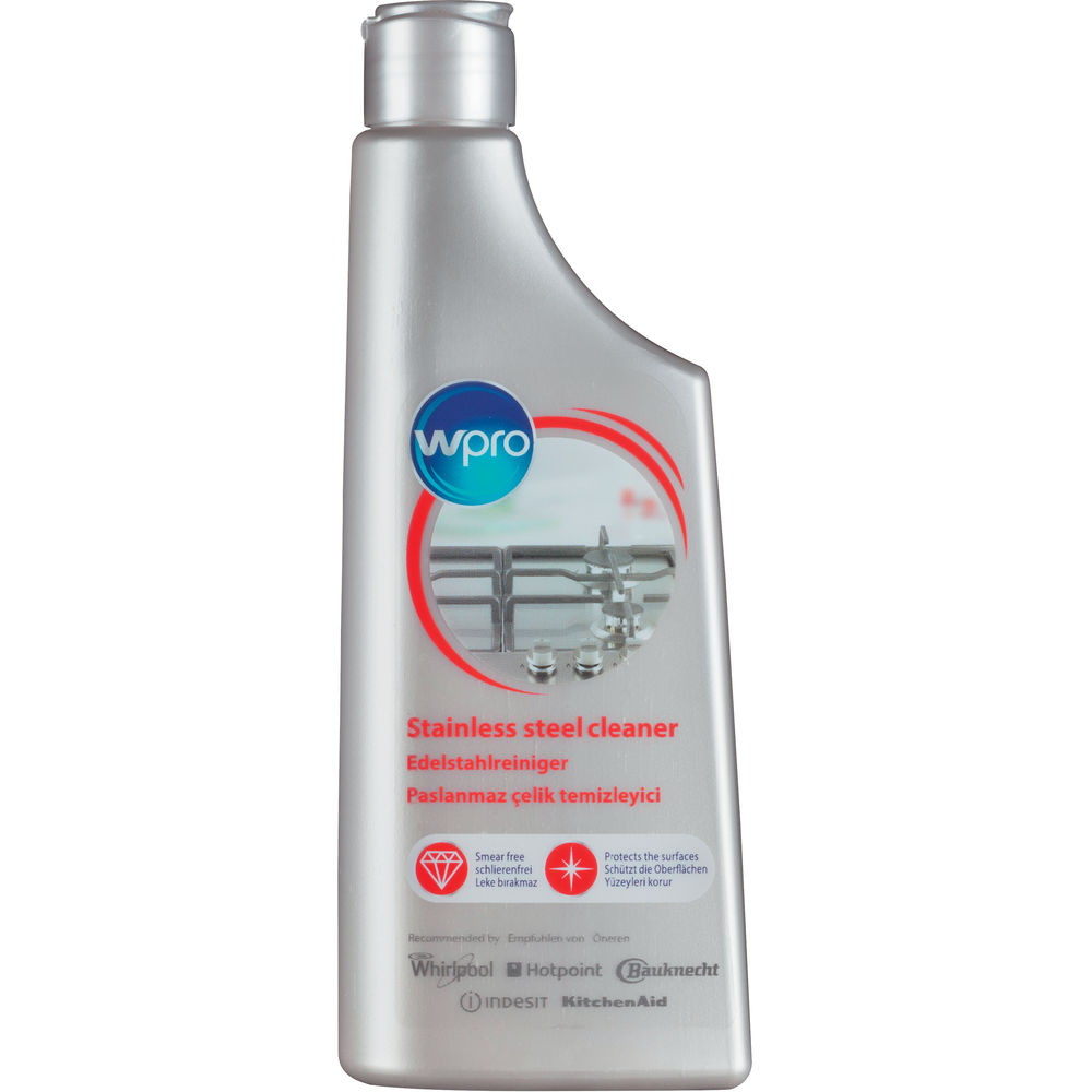 Stainless Steel Cleaner Cream 250ml IXC125