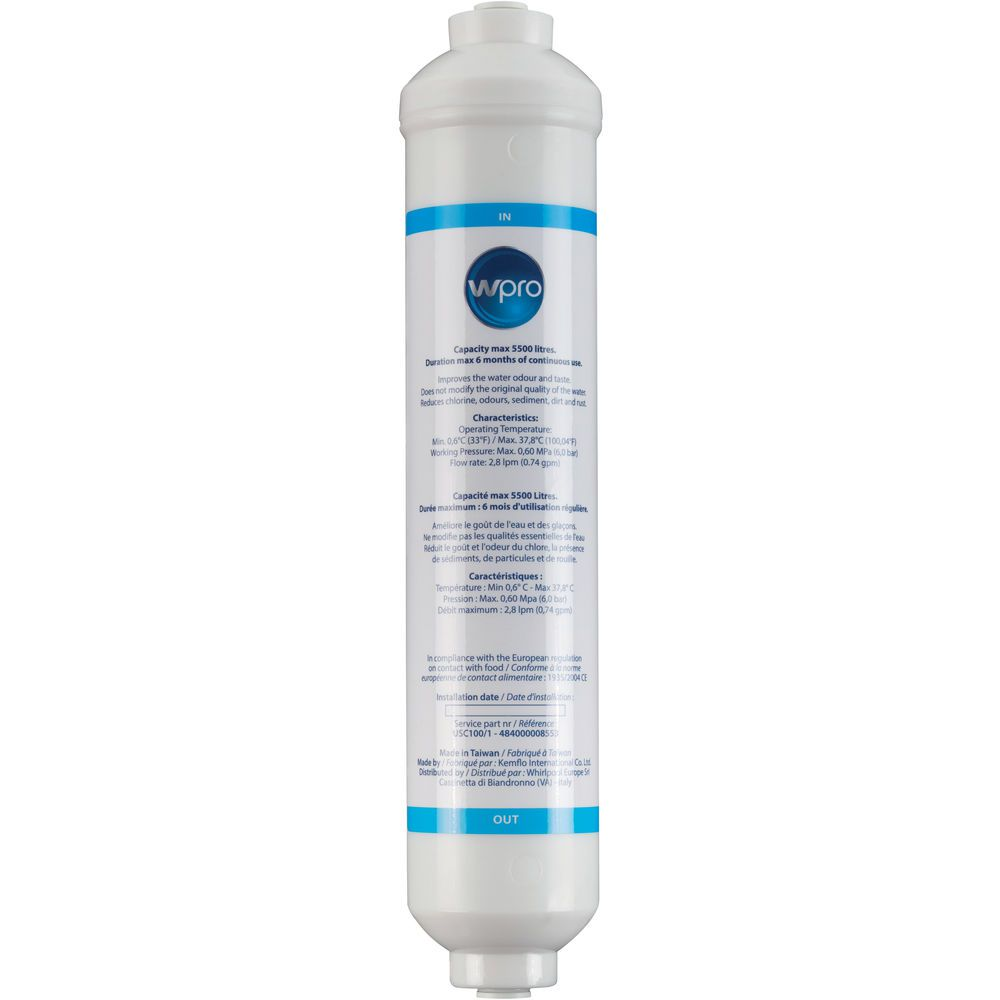Line Water Filter Water Filter In Line Us Fridges Refill Cartridge Usc100 Usc100 1