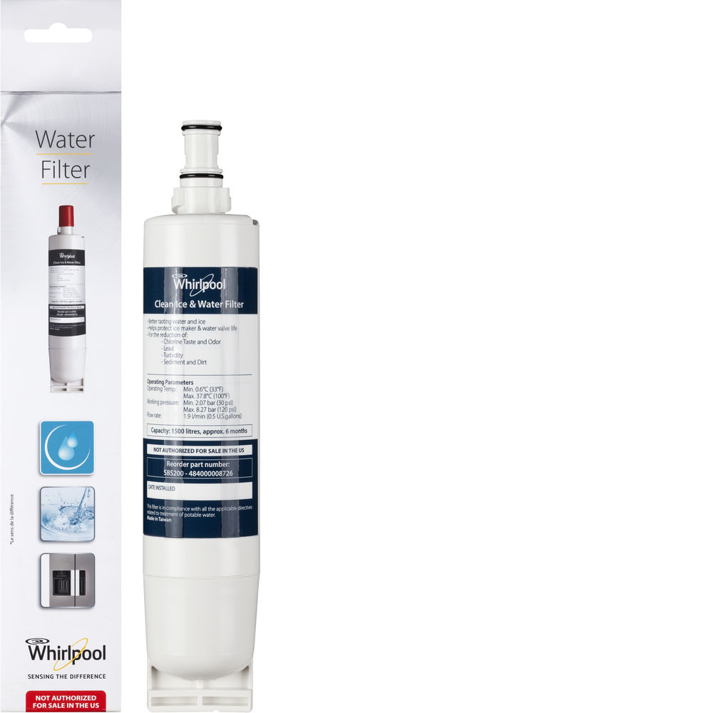 Water Filter Whirlpool