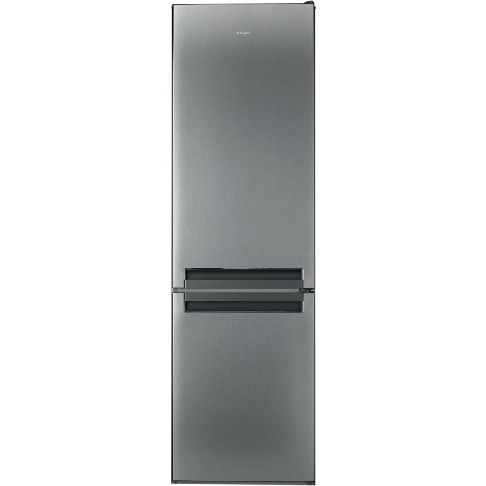 Whirlpool BSNF 9152 OX Fridge Freezer in Optic Inox