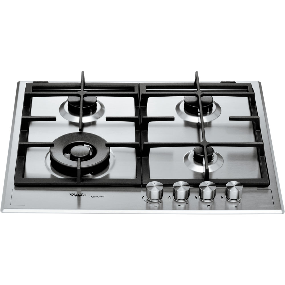 Whirlpool Fusion GMF 6422/IXL Built-In Gas Hob In