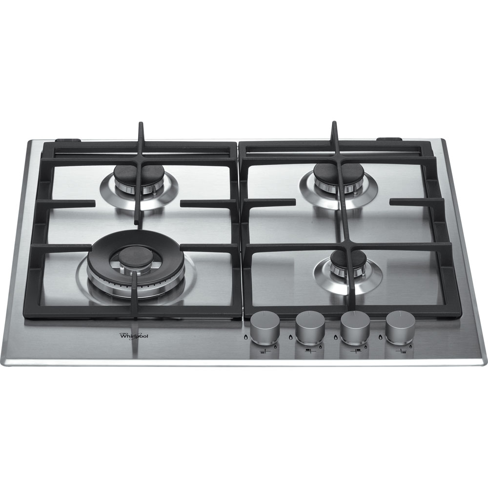 Whirlpool Absolute GMA 6422/IX Built-In Gas Hob In