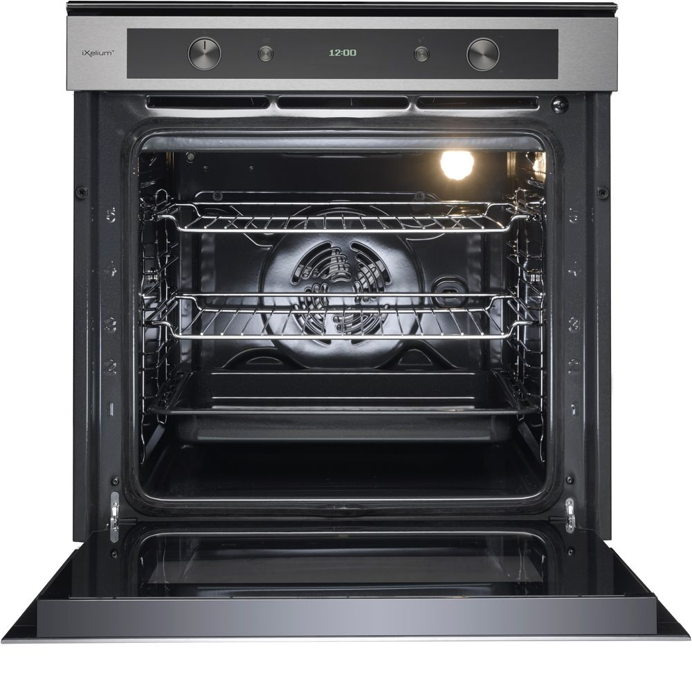 Whirlpool Fusion Built-In Oven in Stainless Steel - AKZM 6550/IXL