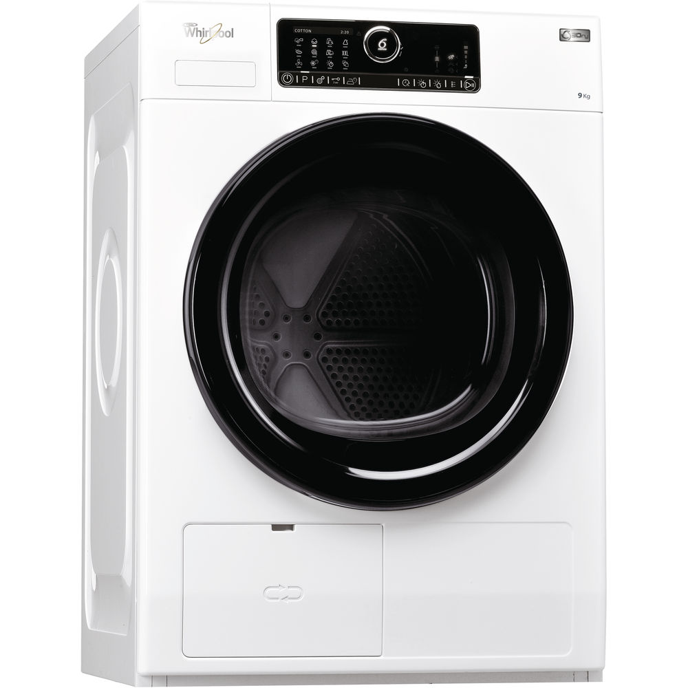 Whirlpool SupremeCare HSCX 90430 Tumble Dryer in White