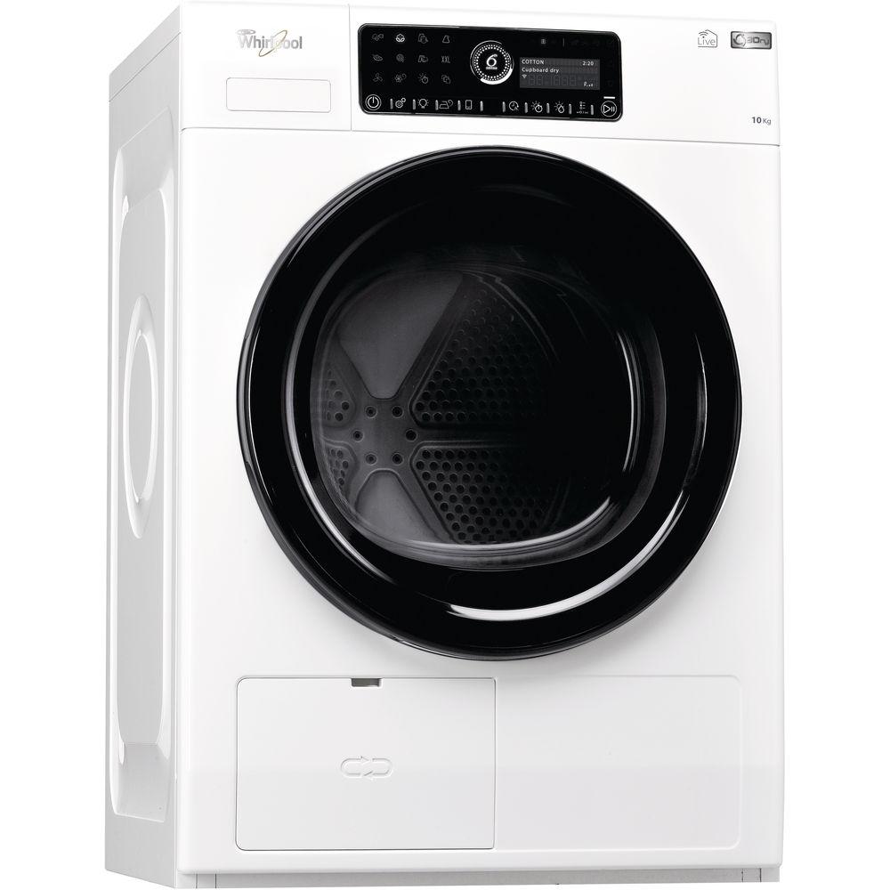 Whirlpool Washing Machine Instruction Book H65 User Manual