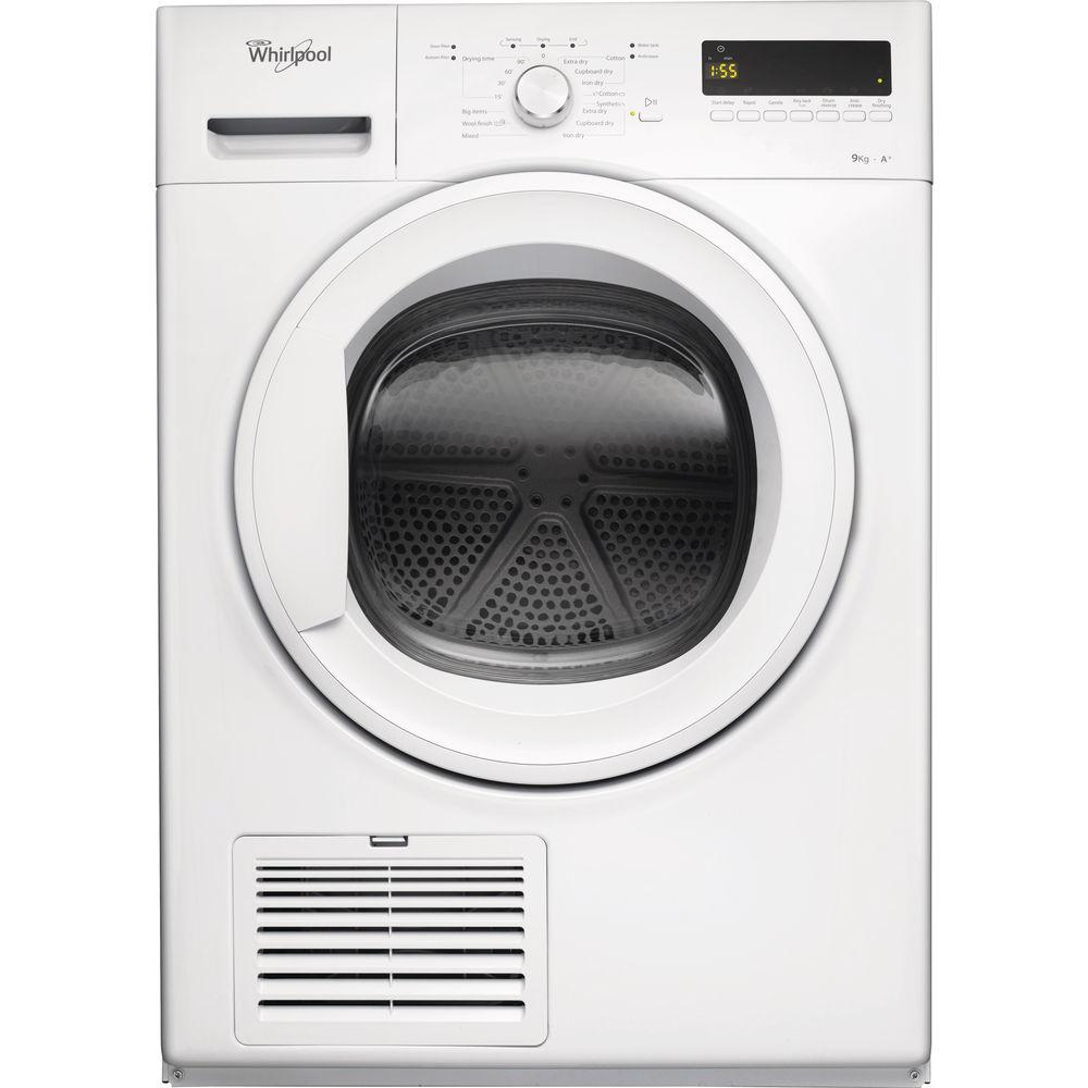 Tumble Dryer Uk ~ Whirlpool domino ddlx tumble dryer in white