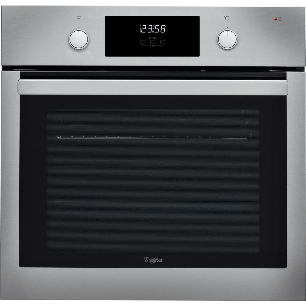 Whirlpool Absolute Akp 745 Ix Built In Oven In Stainless Steel