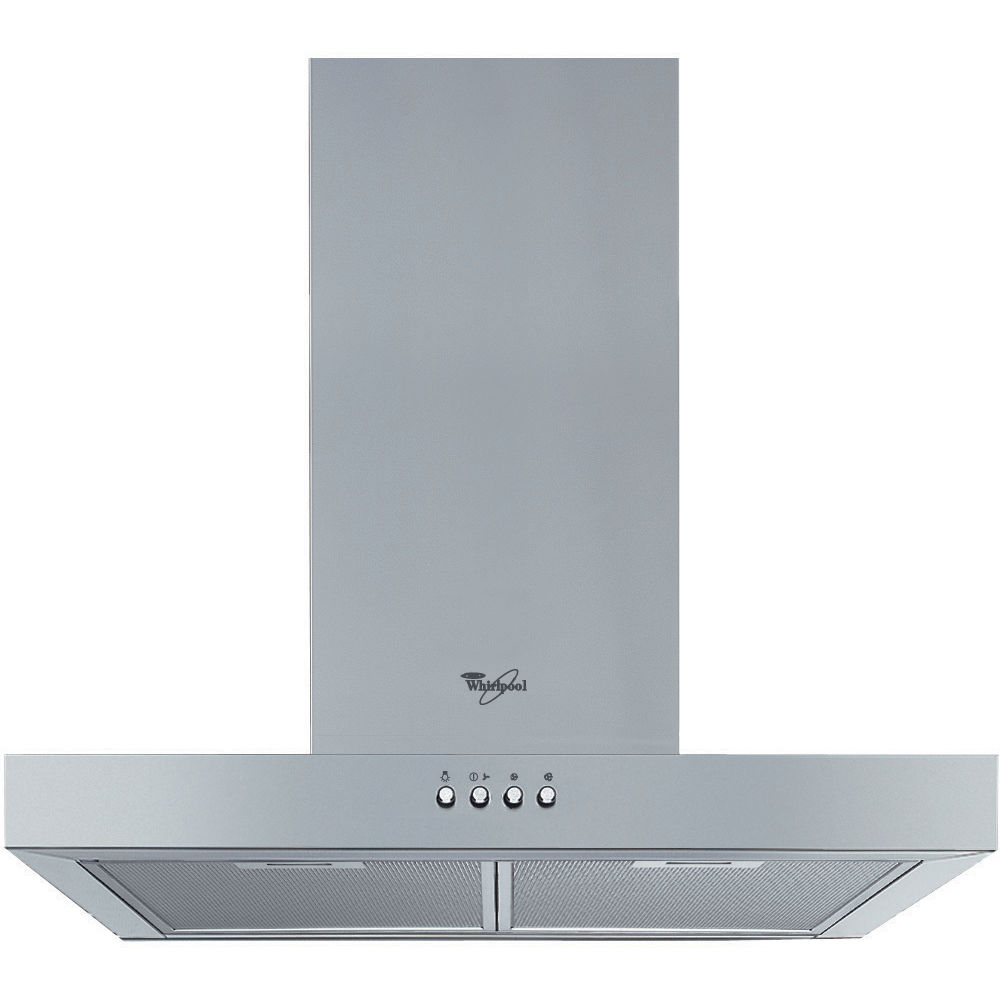 Whirlpool AKR 558/2 UK IX Built-In Cooker Hood in Stainless Steel