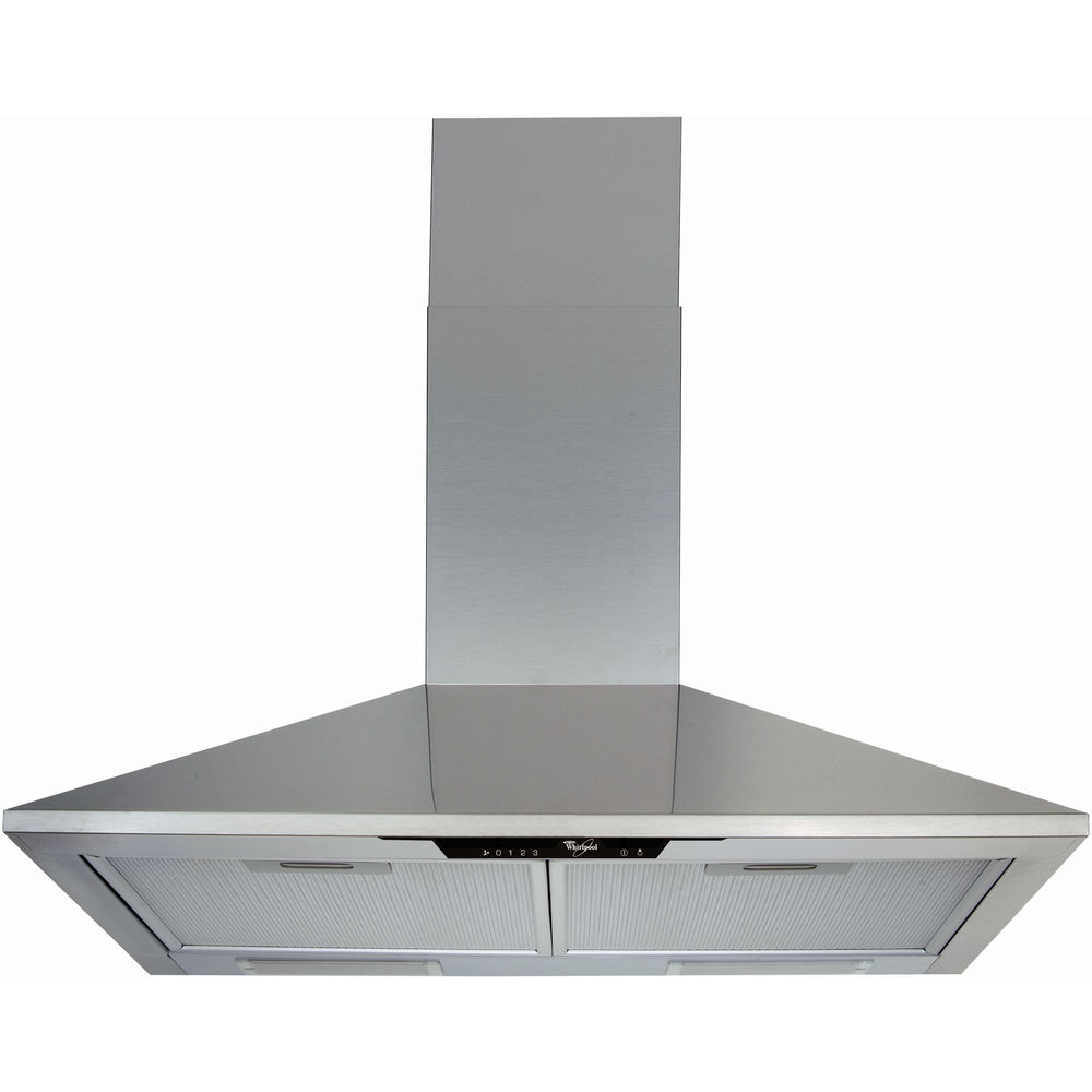 whirlpool akr 754 1 uk ix built in cooker hood in stainless steel whirlpool uk. Black Bedroom Furniture Sets. Home Design Ideas