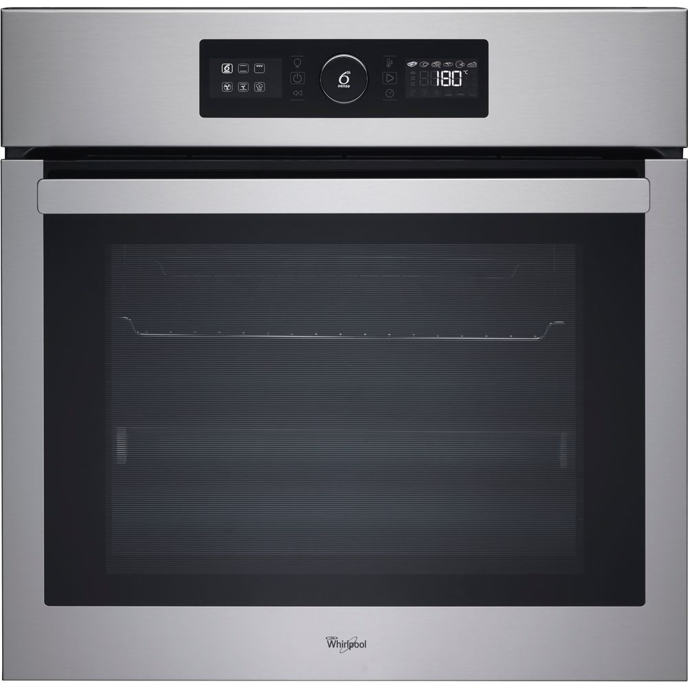 whirlpool absolute built in oven in stainless steel akz 6220 ix whirlpool uk. Black Bedroom Furniture Sets. Home Design Ideas