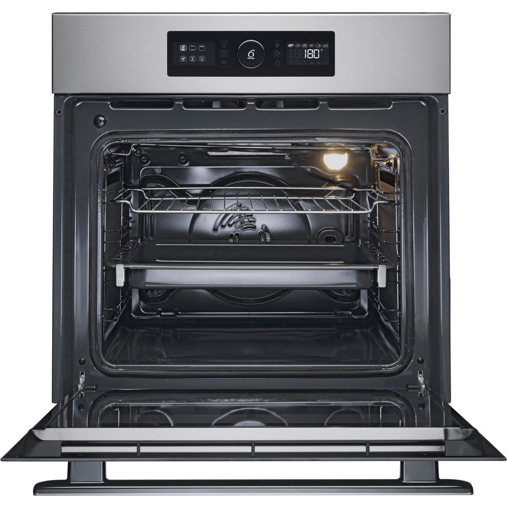 whirlpool absolute akz 6230 ix built in oven in stainless steel rh whirlpool co uk whirlpool accubake oven user manual whirlpool range owners manual