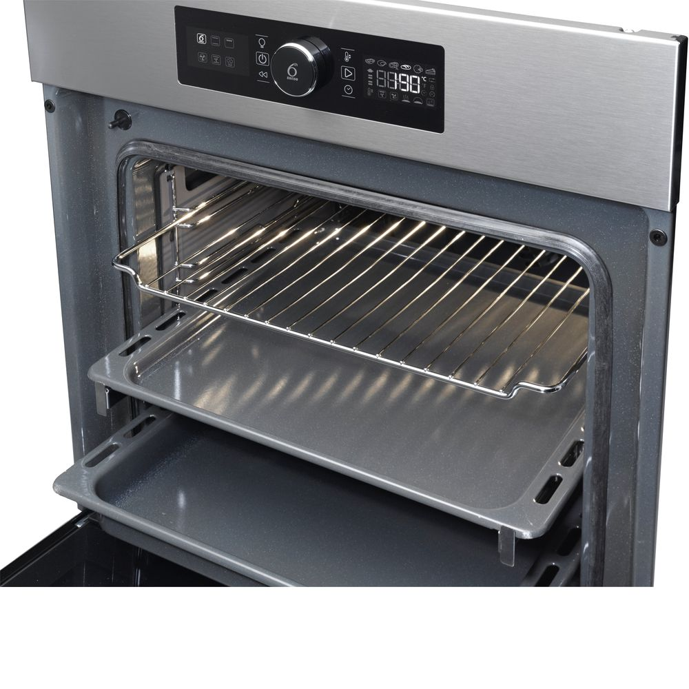 ... Whirlpool Absolute AKZ 6230 IX Built-In Oven in Stainless Steel ...
