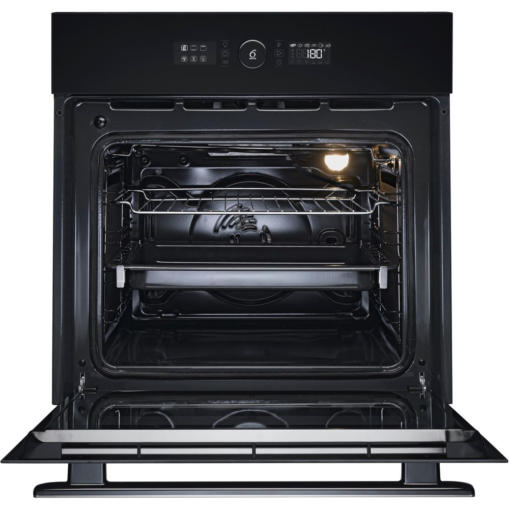 whirlpool absolute built in oven in black akz 6230 nb whirlpool uk. Black Bedroom Furniture Sets. Home Design Ideas