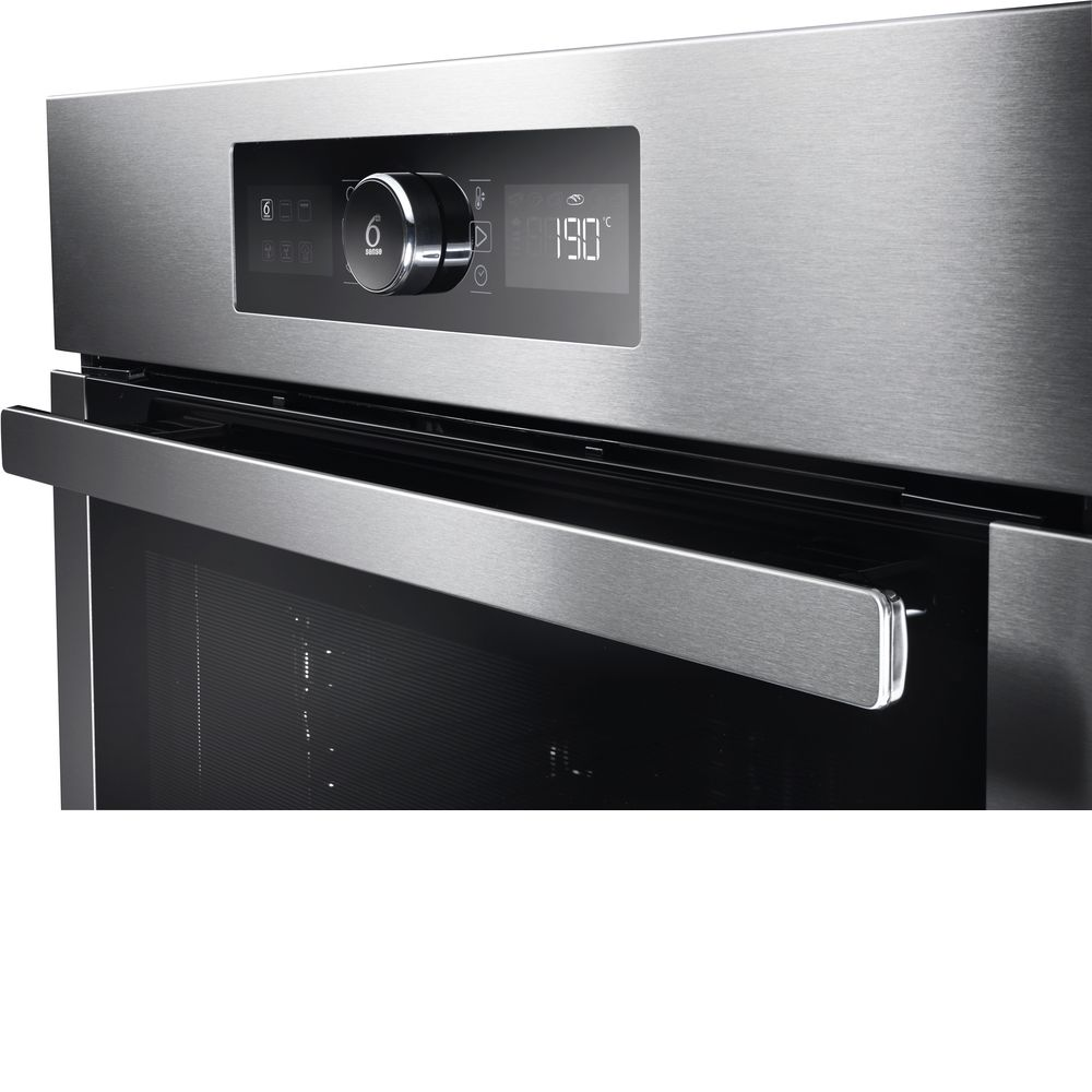 whirlpool absolute akz 6270 ix built in oven in stainless steel rh whirlpool co uk Whirlpool Refrigerator Manual whirlpool fcsm6 manual