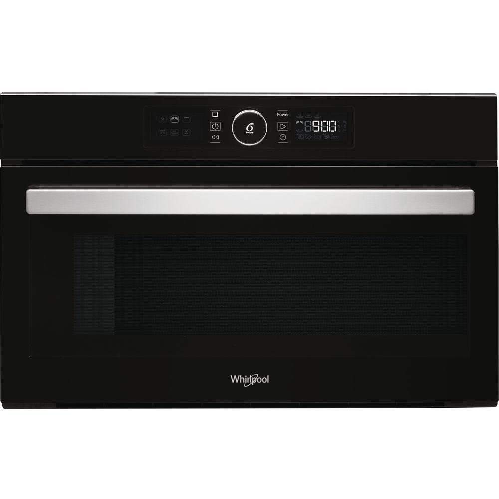 Whirlpool Absolute Amw 730 Nb Built In Microwave In Black