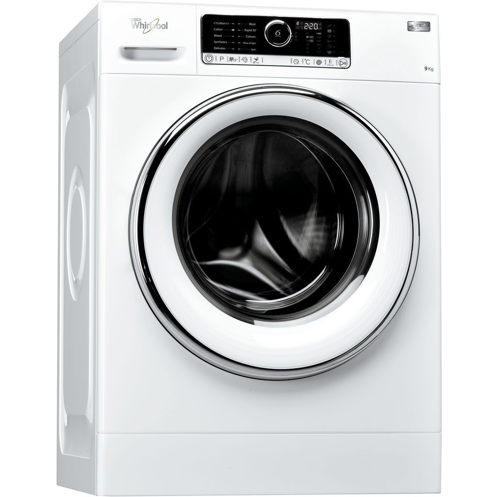 Whirlpool Washing Machine ~ Fscr thsense whirlpool uk