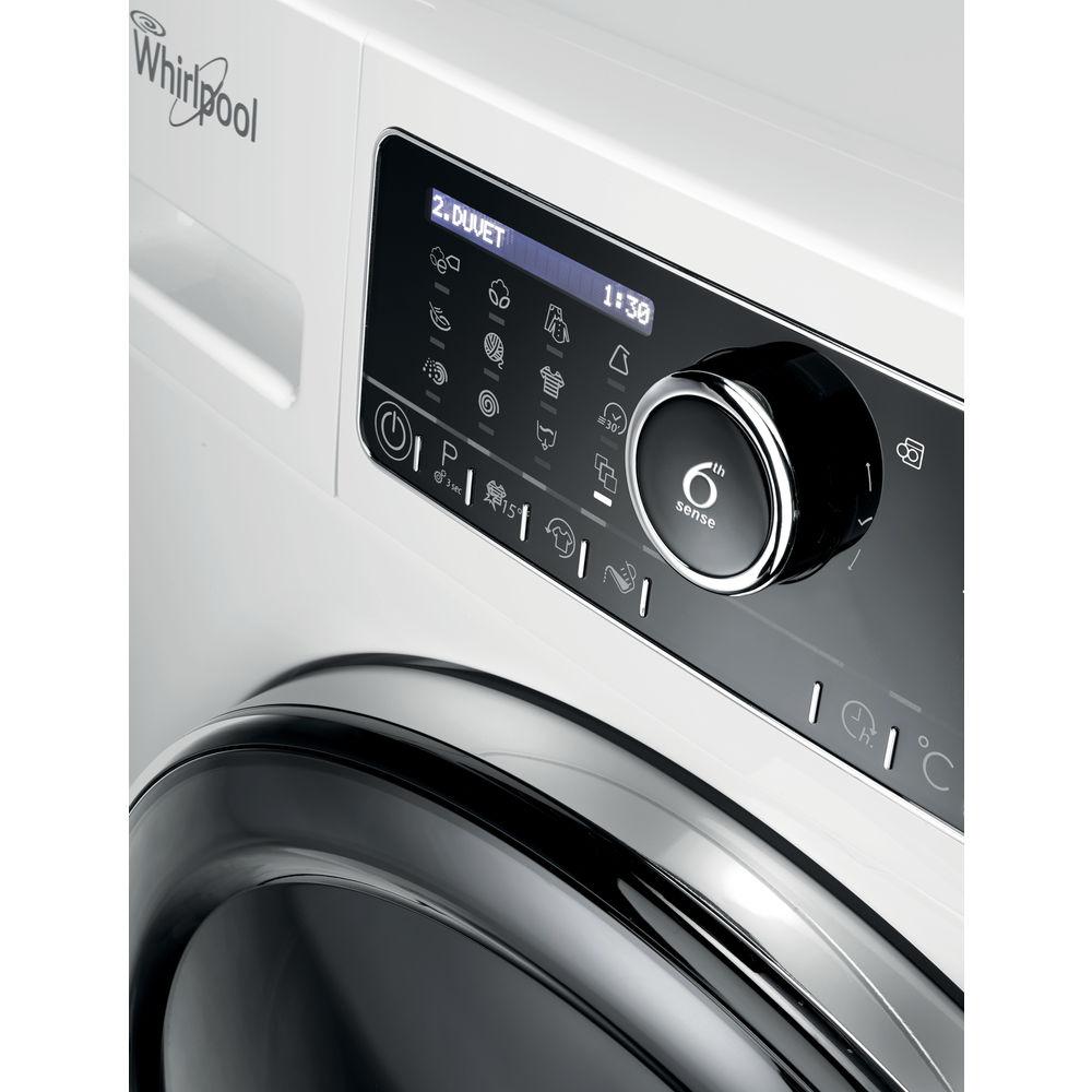 6th sense fscr 10432 fscr10432 whirlpool uk - Whirlpool power clean 6th sense notice ...