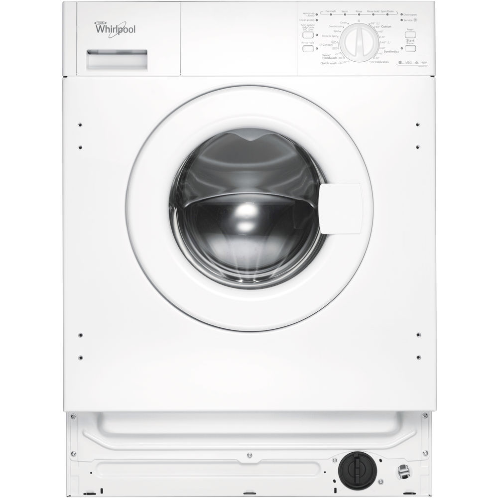 Whirlpool AWOA6122 Built-In Washing Machine