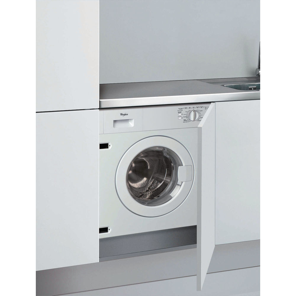 Whirlpool built in washing machine awoa6122 whirlpool uk - Mini lave vaisselle ikea ...