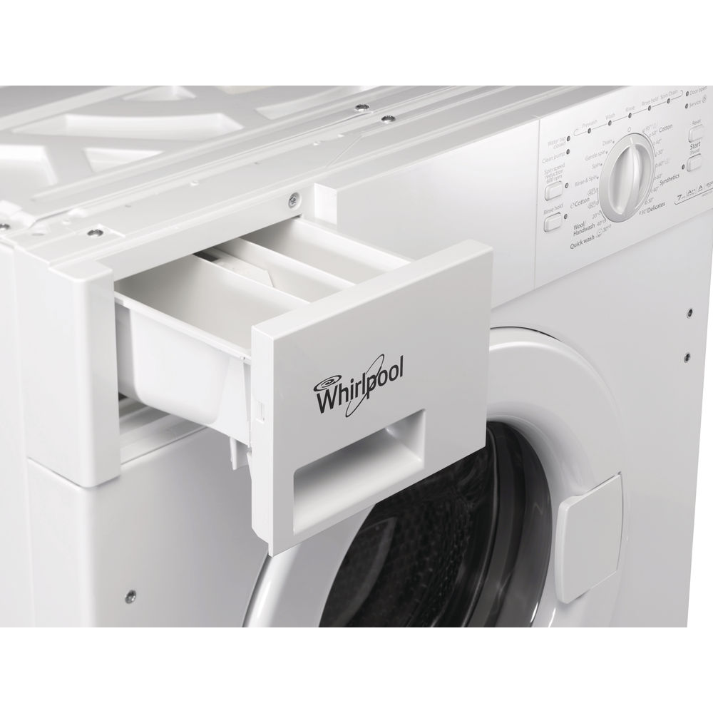 Whirlpool Awoa7123 Integrated Washing Machine Uk Learn More About Your Washer Or Dryer To Order Parts Click Here