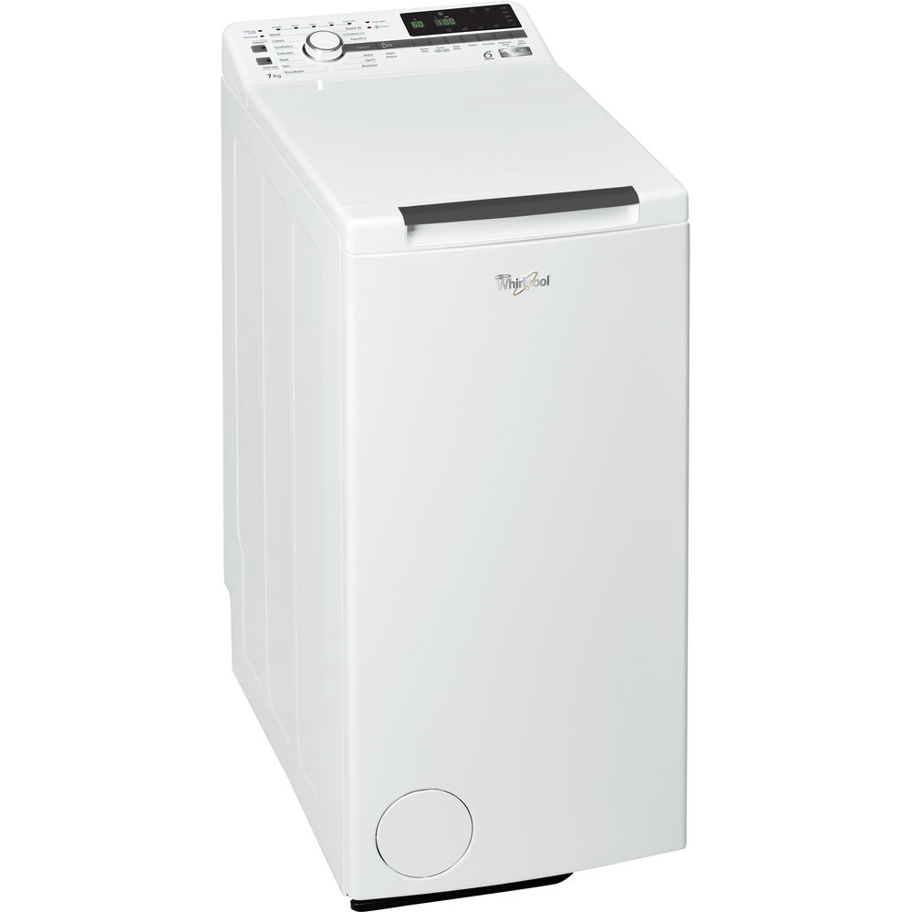 Whirlpool TDLR 70230 Washing Machine in White