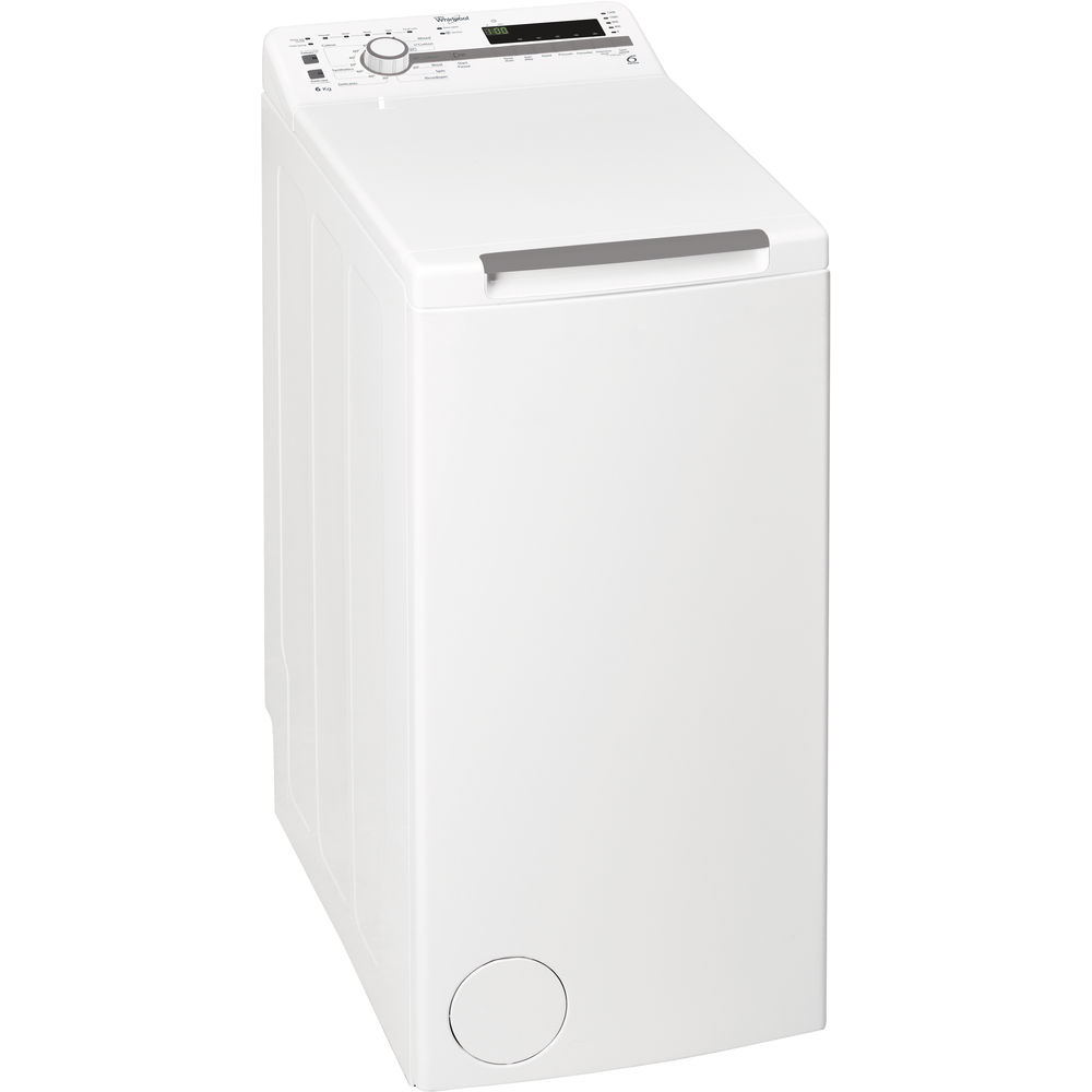 Whirlpool Tdlr 60210 Washing Machine In White Uk Schematics