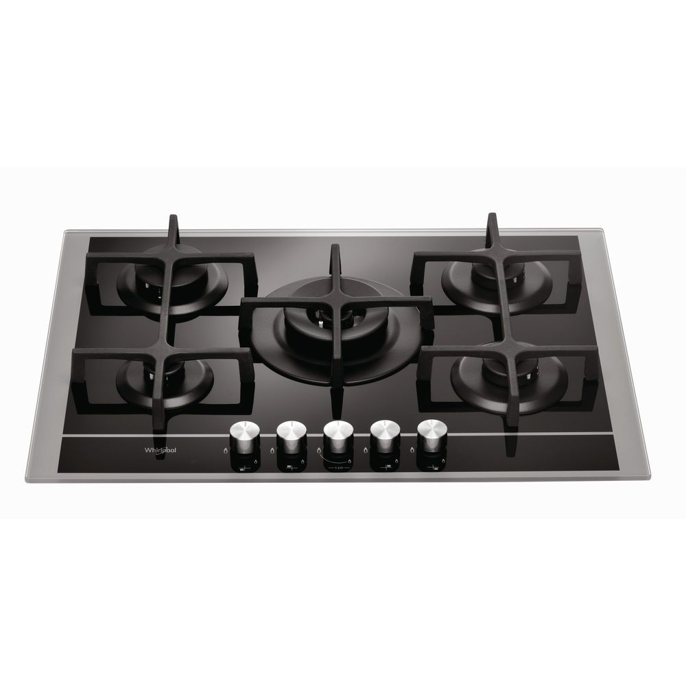 Whirlpool Fusion GOF 7523/SB Built-In Gas Hob in Black