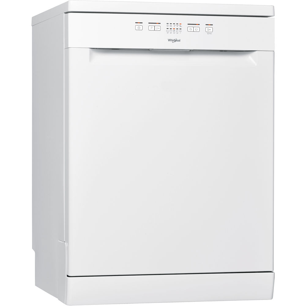 Whirlpool SupremeClean WFE 2B19 Dishwasher in White