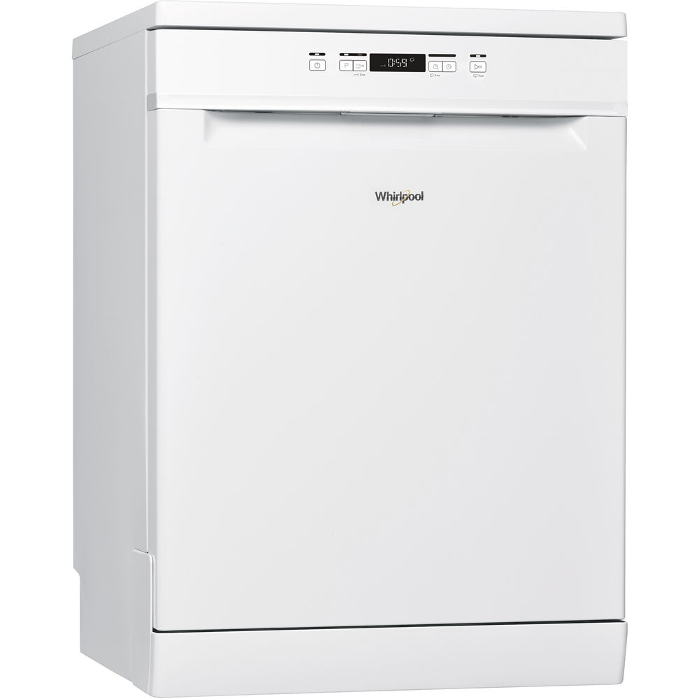 whirlpool supremeclean wfc 3b19 dishwasher in white. Black Bedroom Furniture Sets. Home Design Ideas