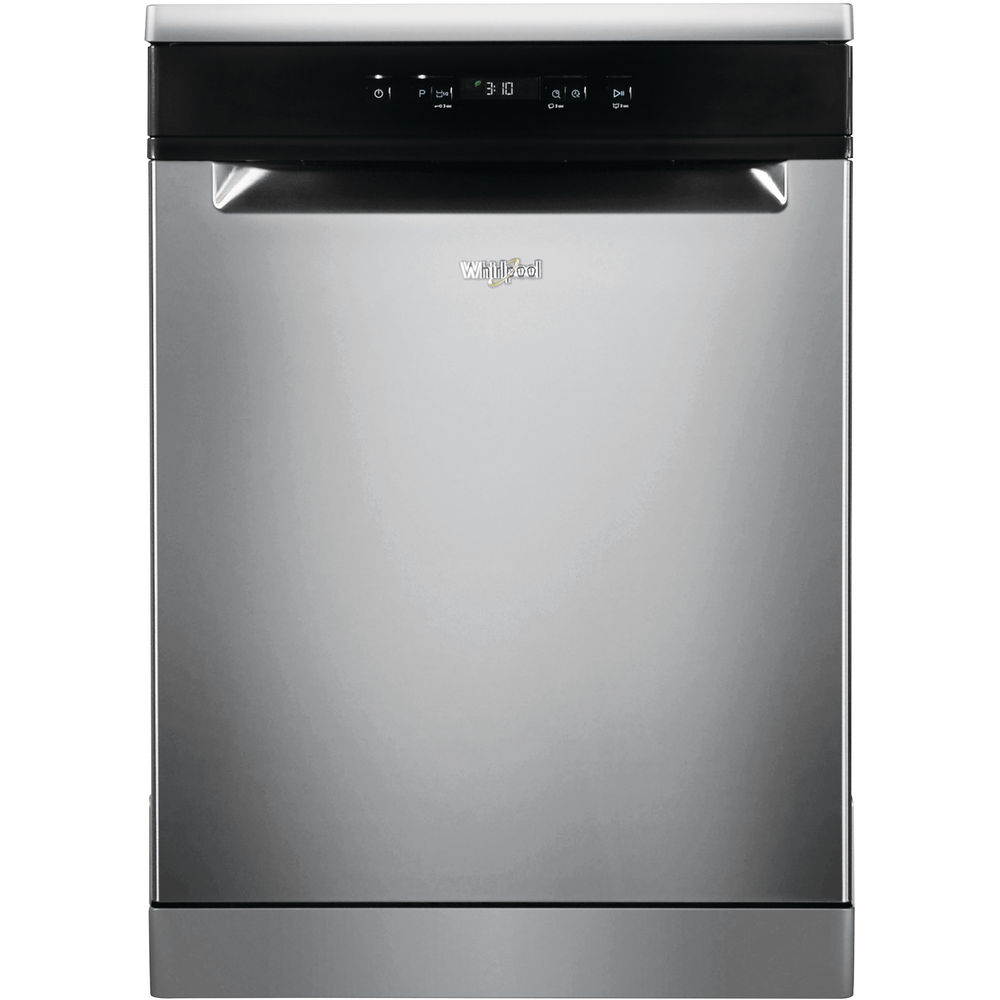 whirlpool supreme clean dishwasher in white wfc 3b19 uk whirlpool uk. Black Bedroom Furniture Sets. Home Design Ideas