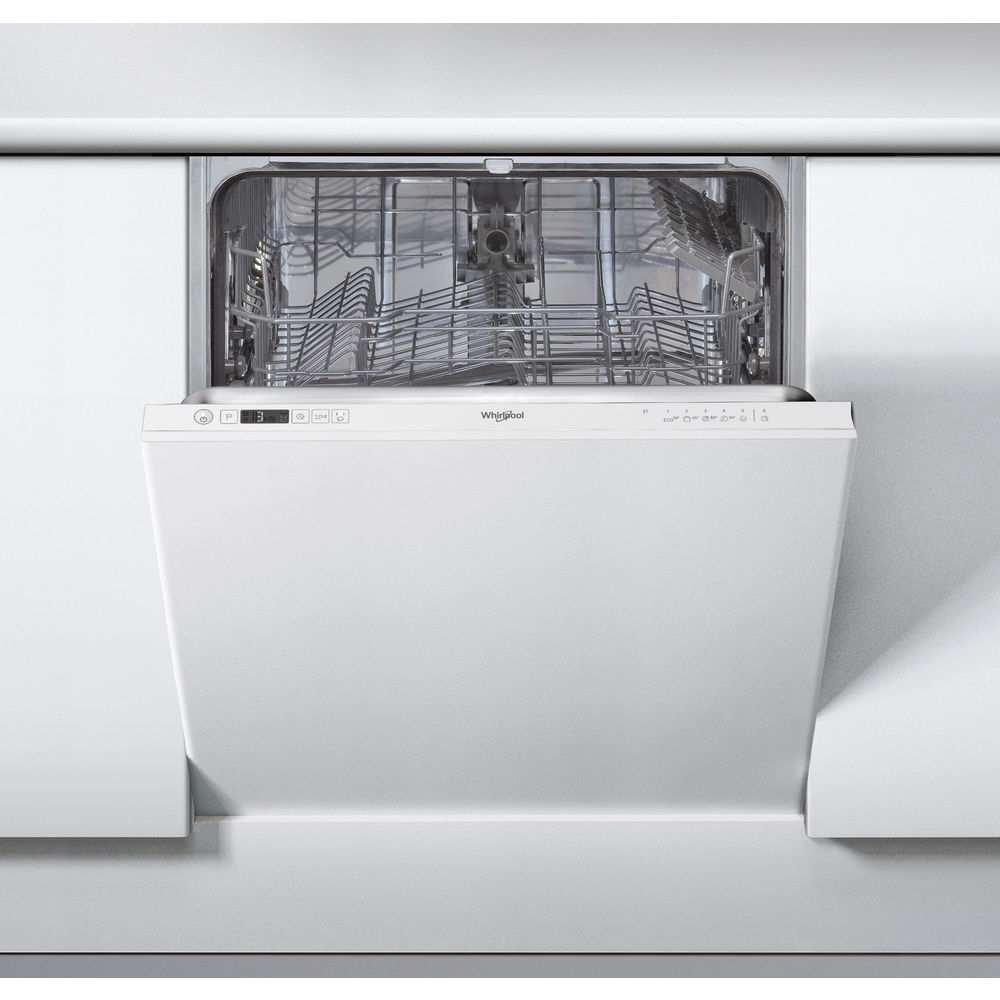 whirlpool supremeclean wic 3b19 built in dishwasher whirlpool uk. Black Bedroom Furniture Sets. Home Design Ideas