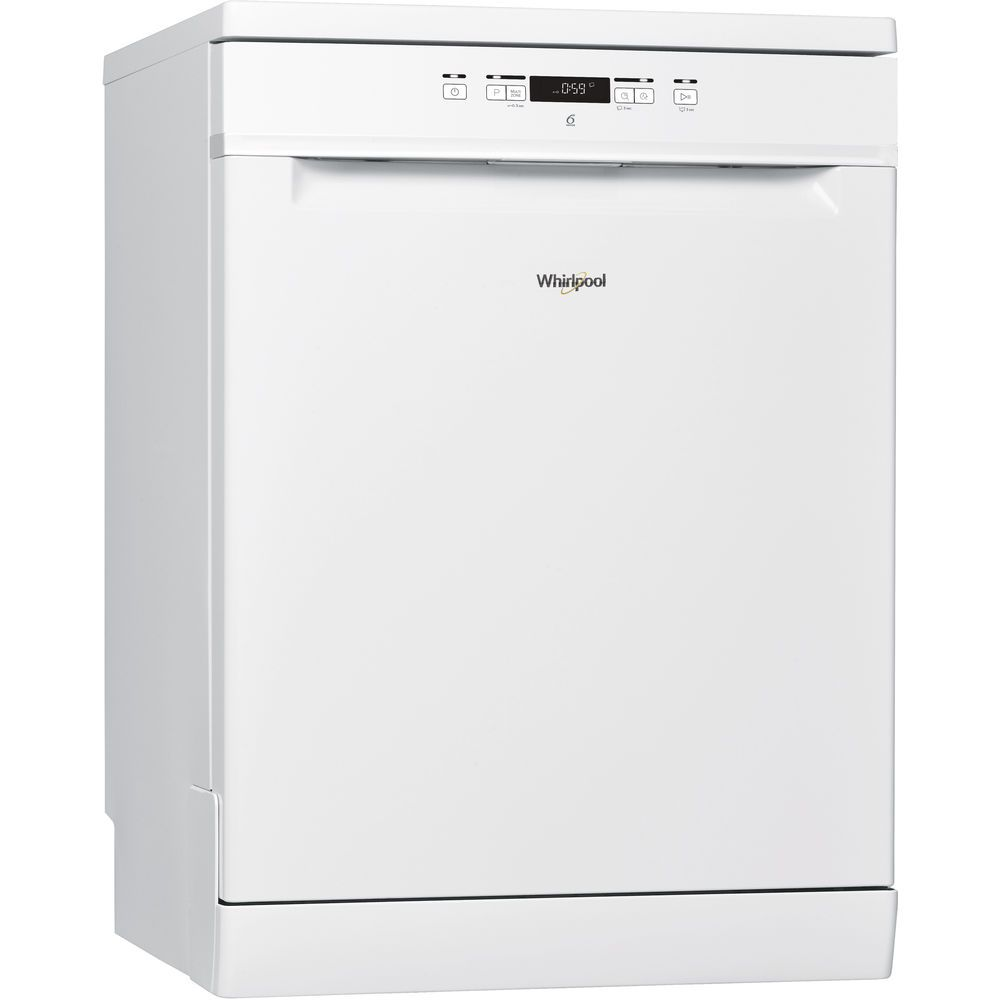 whirlpool supremeclean wfc 3c26 dishwasher in white whirlpool uk. Black Bedroom Furniture Sets. Home Design Ideas