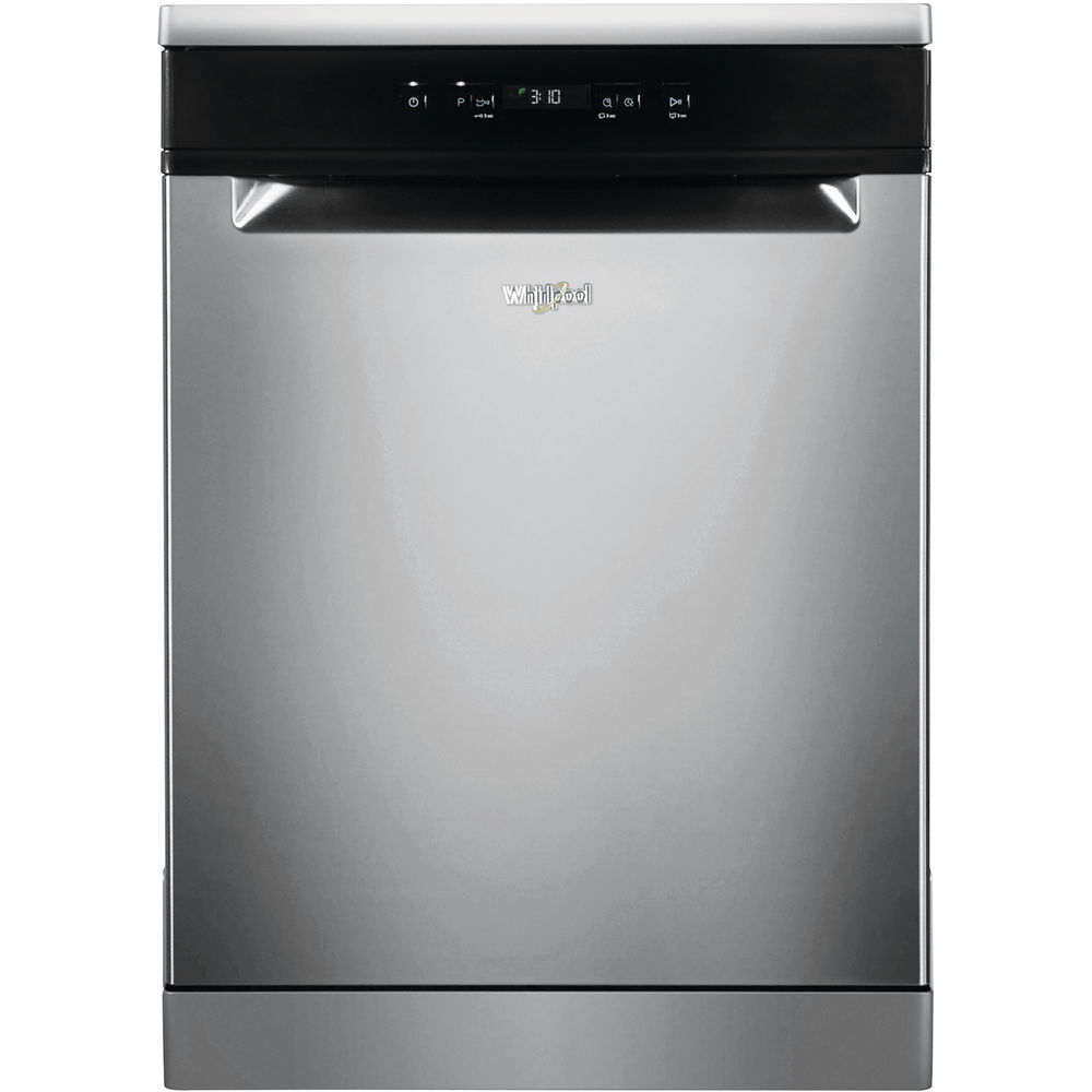 whirlpool supreme clean dishwasher in white wfc 3c26 uk whirlpool uk. Black Bedroom Furniture Sets. Home Design Ideas