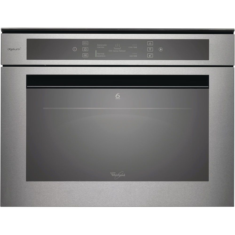 Whirlpool Fusion AMW 850/IXL Built-In Microwave in Stainless Steel