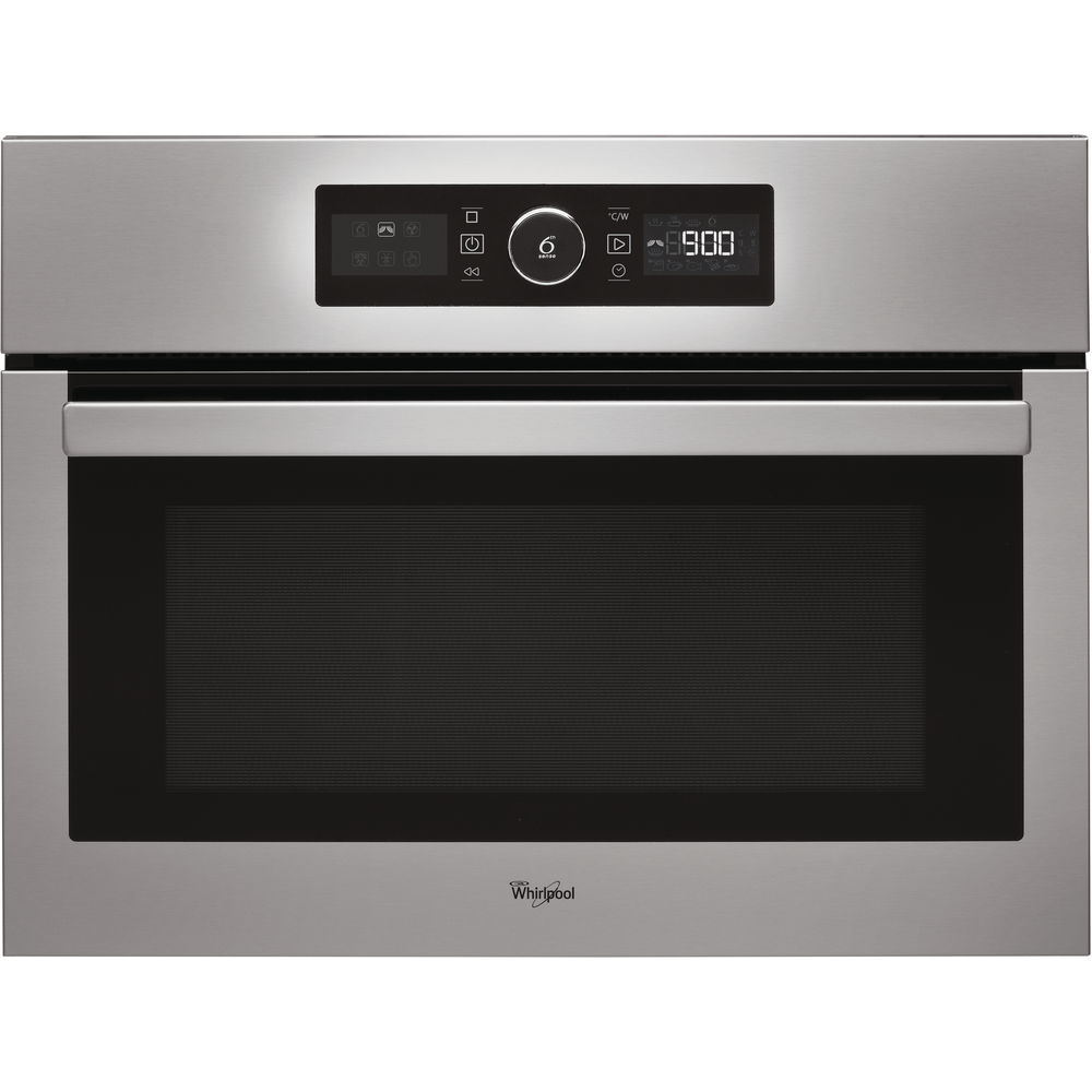 Whirlpool Absolute Built-In Microwave in Stainless Steel AMW 515/IX
