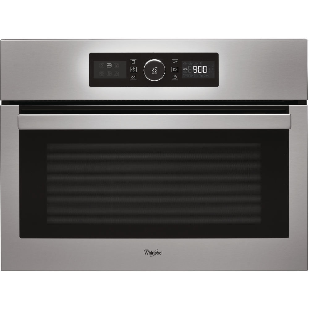 Whirlpool Absolute AMW 515/IX Built-In Microwave in Stainless Steel