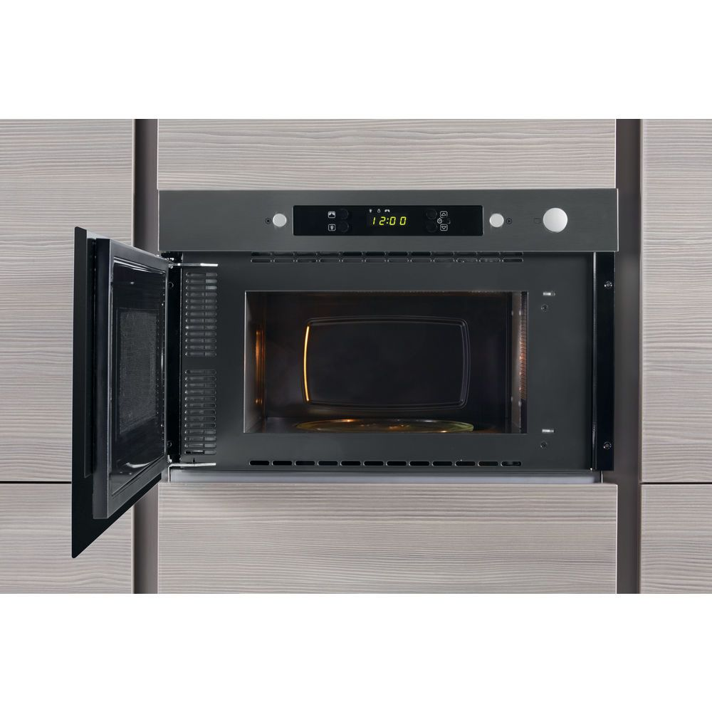 ... Whirlpool Absolute AMW 423 IX Built-In Microwave in Stainless Steel ... 74c22e6664