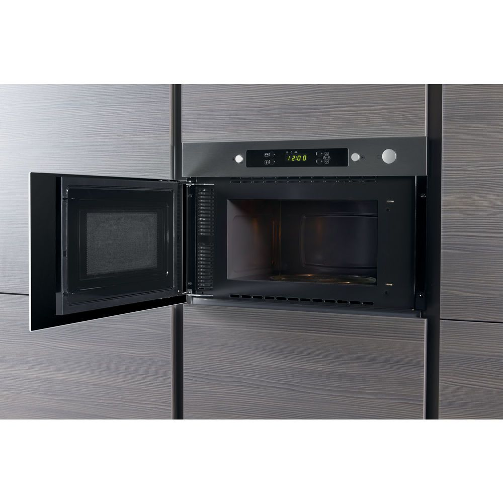 Whirlpool Absolute Amw 423 Ix Built In Microwave In