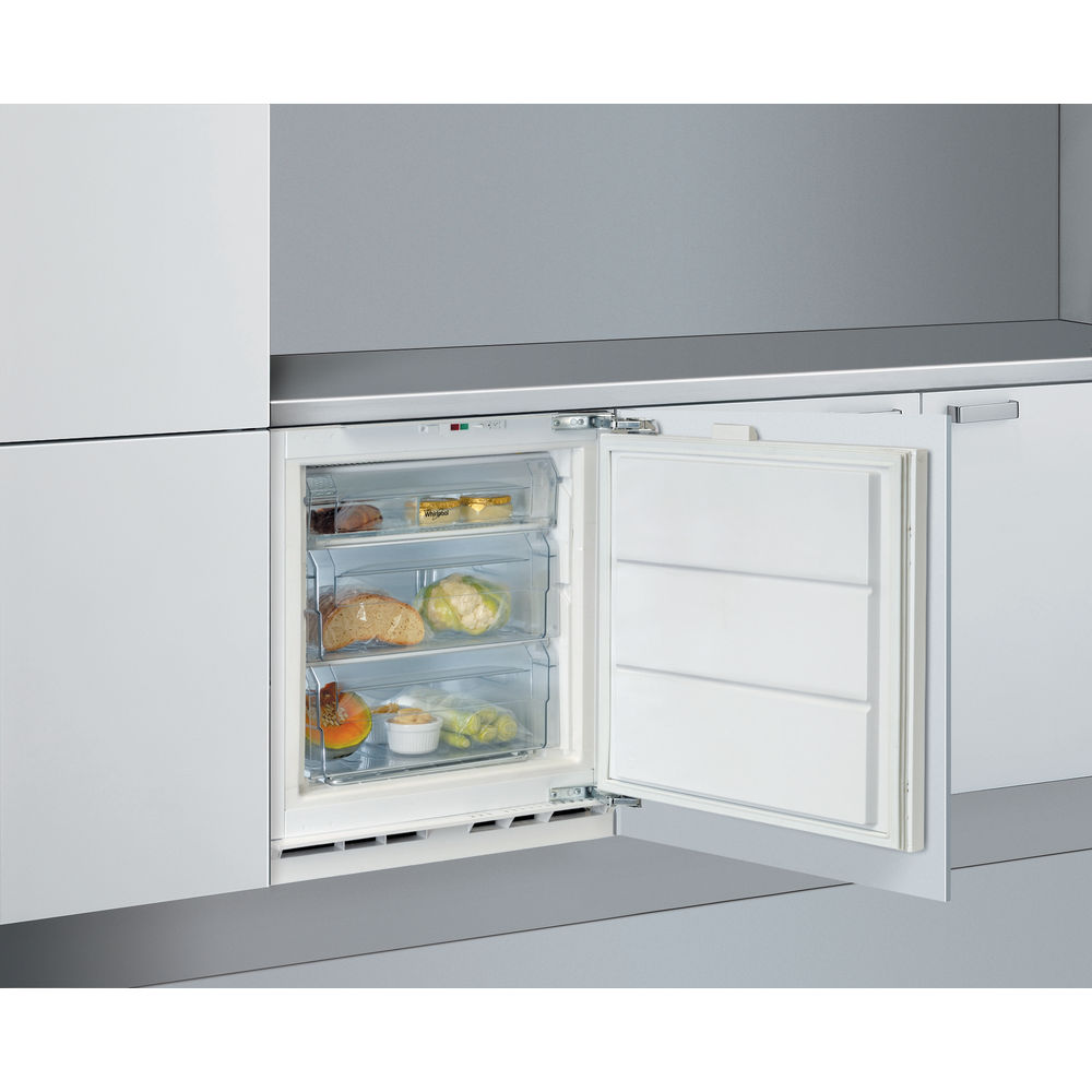 Whirlpool AFB 91/A+/FR Integrated Under-Counter Freezer