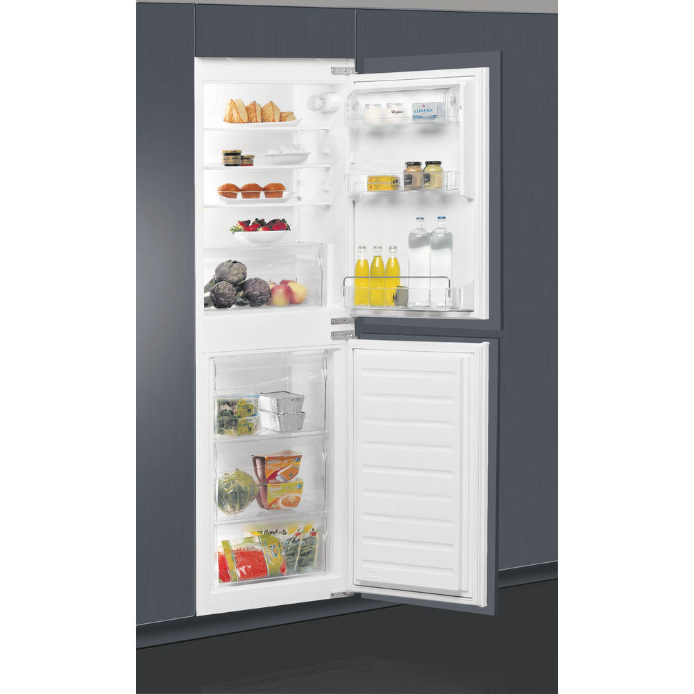 Whirlpool ART 4550/A+ SF Integrated Fridge Freezer