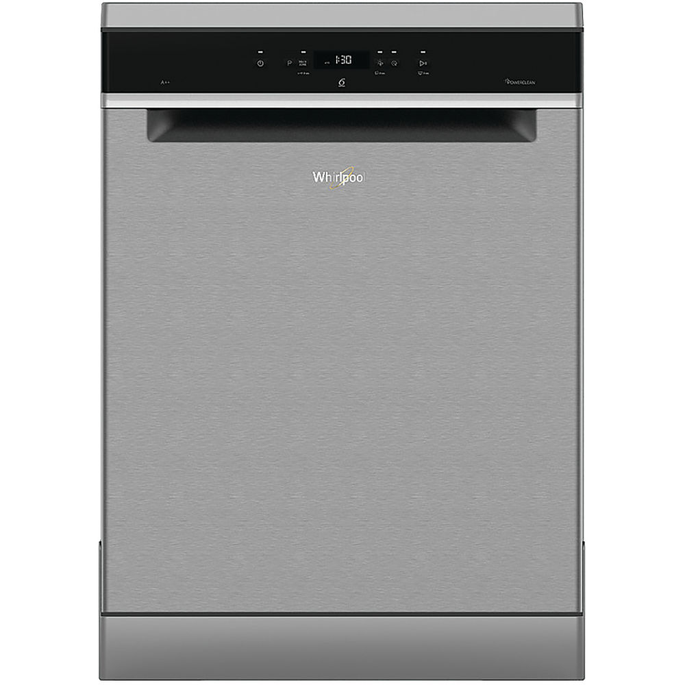 whirlpool supreme clean dishwasher in stainless steel wfc 3c24 p x uk whirlpool uk. Black Bedroom Furniture Sets. Home Design Ideas