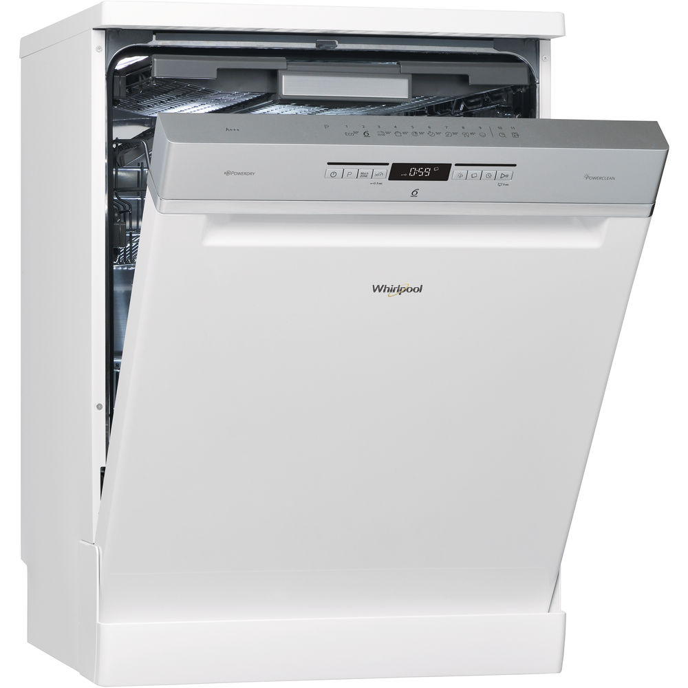 whirlpool supremeclean wfo 3p33 dl dishwasher in white whirlpool uk. Black Bedroom Furniture Sets. Home Design Ideas
