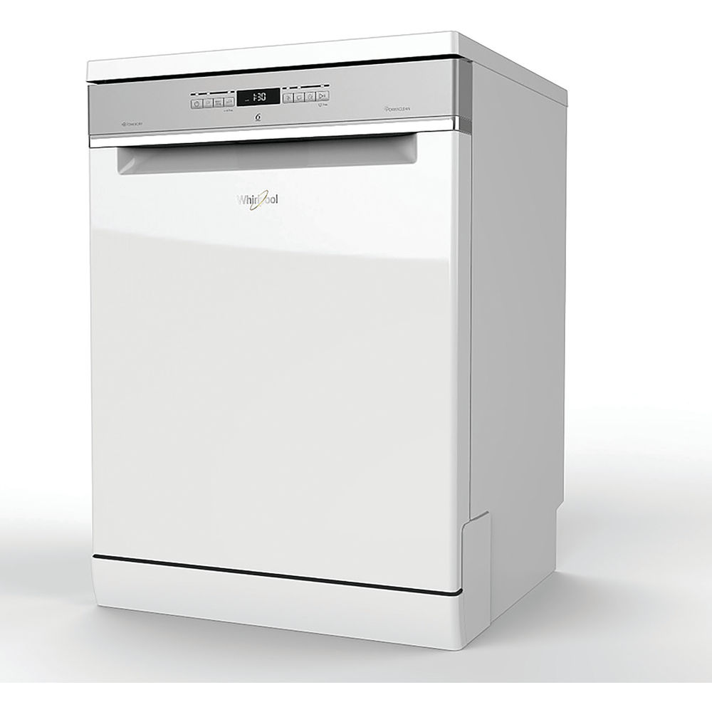 whirlpool supreme clean dishwasher in white wfo 3t323 6p uk whirlpool uk. Black Bedroom Furniture Sets. Home Design Ideas