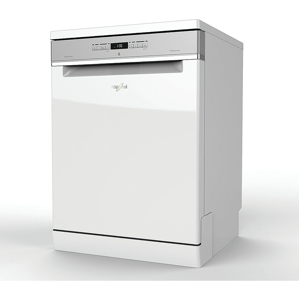whirlpool supreme clean dishwasher in white wfo 3o32 p uk whirlpool uk. Black Bedroom Furniture Sets. Home Design Ideas