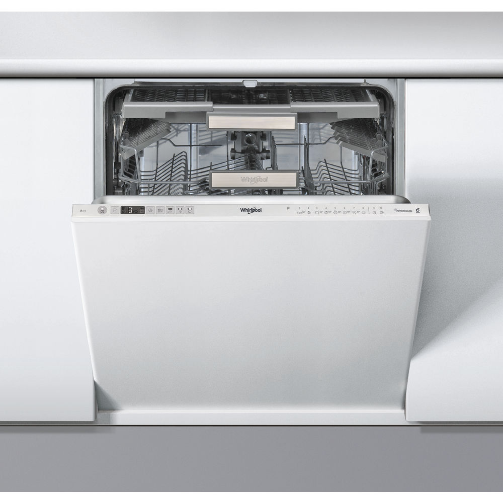 Whirlpool SupremeClean WIO 3O43 DLS Built-In Dishwasher