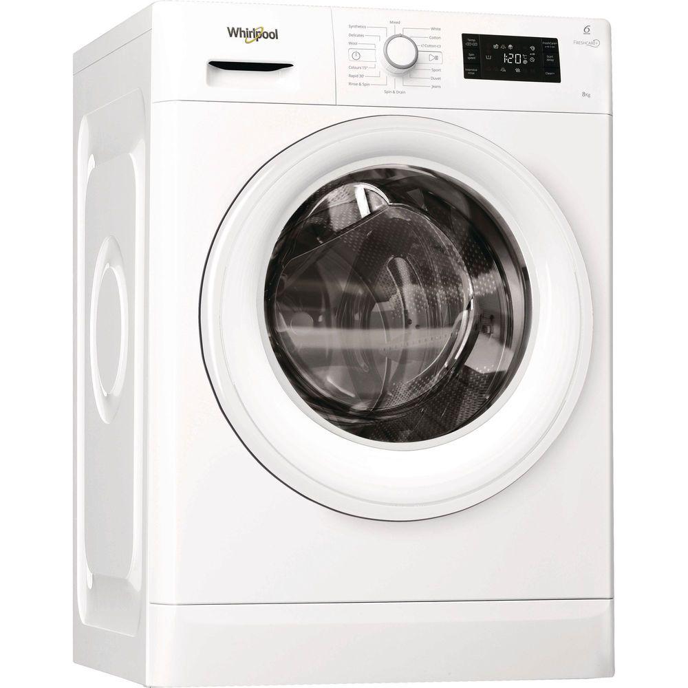 Whirlpool Freshcare Fwg71484w Washing Machine In White Whirlpool Uk