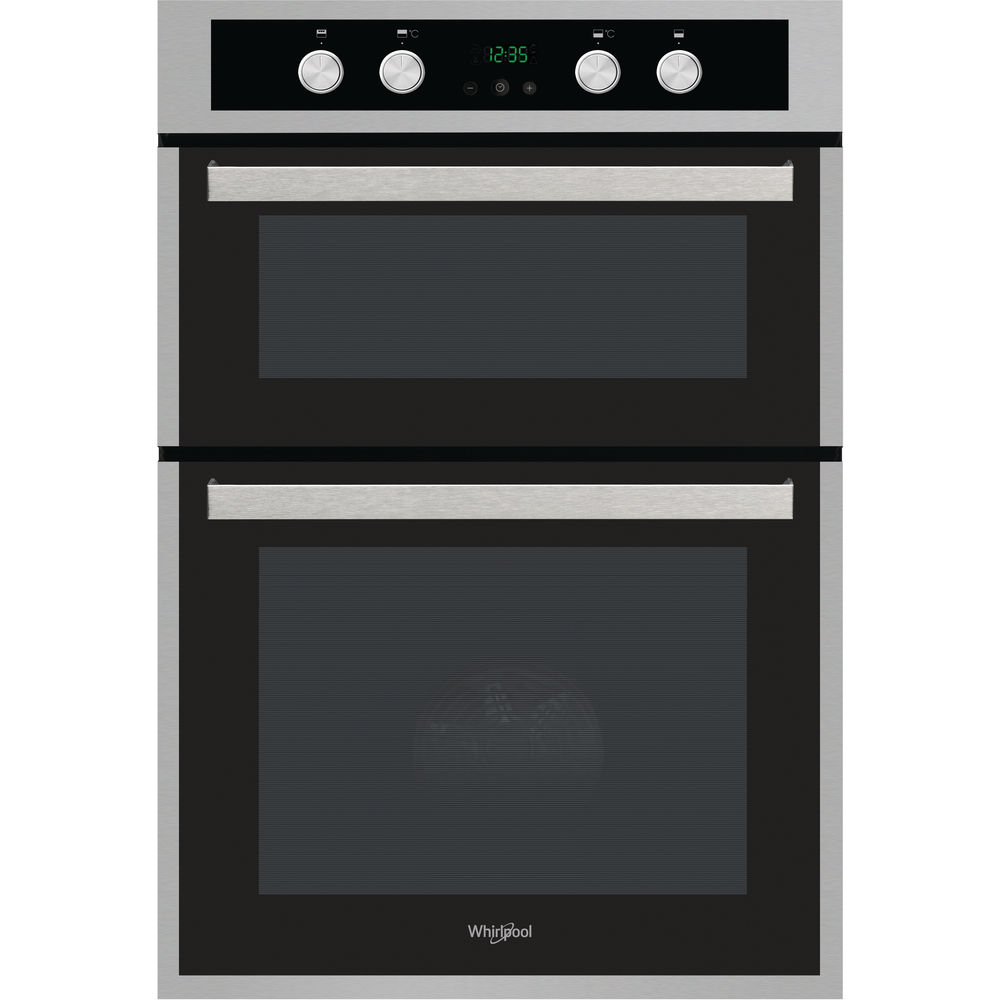Whirlpool AKL 309 IX Built-in Double Oven