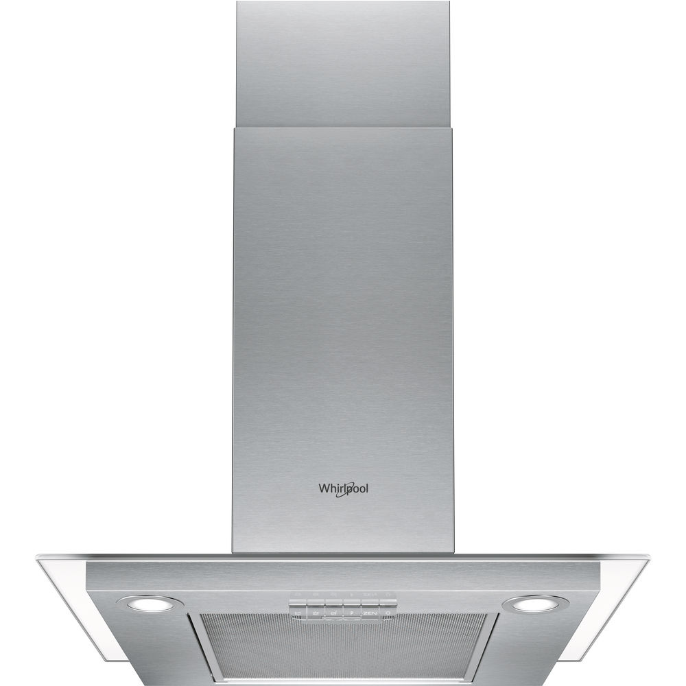 Whirlpool Absolute WHFG 63 F LE X Cooker Hood - Stainless Steel
